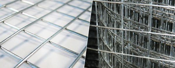 Galvanised Welded Mesh HDG Zinc Plated for Mobile Fencing Uses